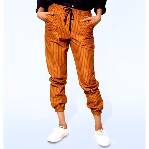 Camel Pull Up Pant