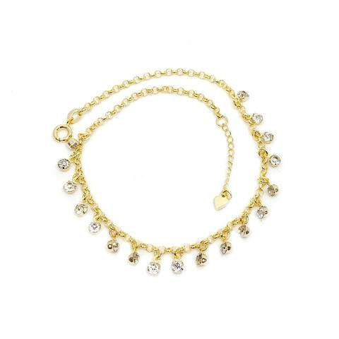 Charming Crystals Anklet