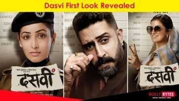 Dasvi First Look Revealed