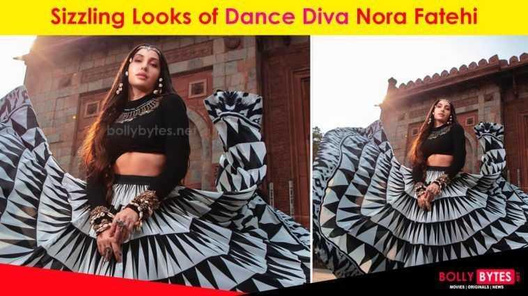 Dance Diva Nora Fatehi