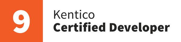 Kentico 9 Certified Developer