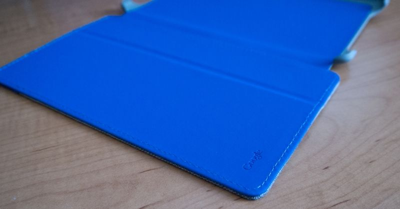 Nexus 7 Case - Inside