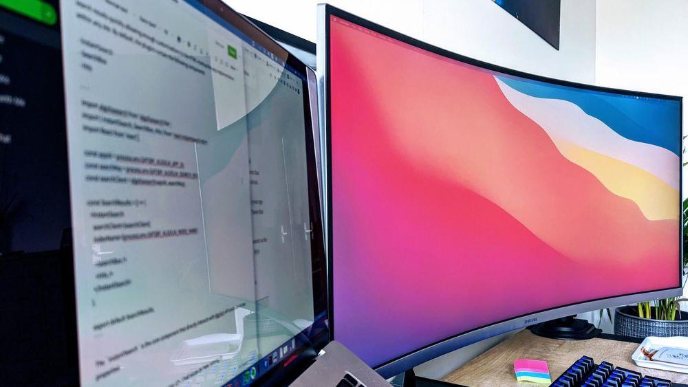 Samsung Ultrwide 34 inch monitor