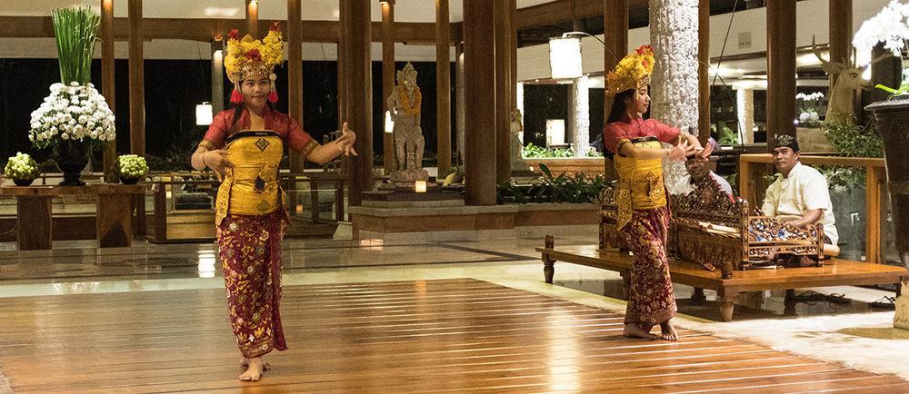 Melia Bali Dancers