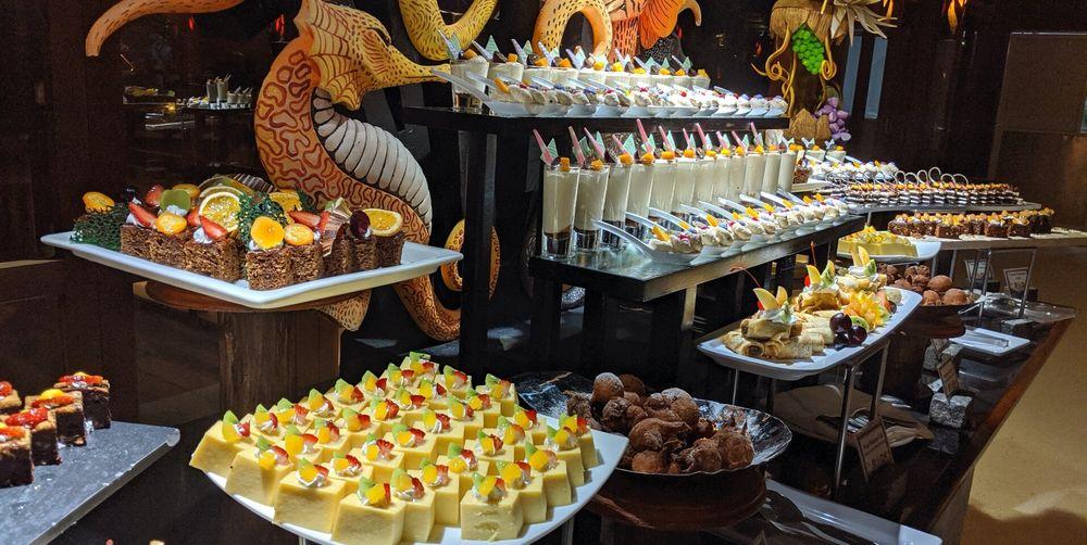 Vilamendhoo Island Resort - Desserts
