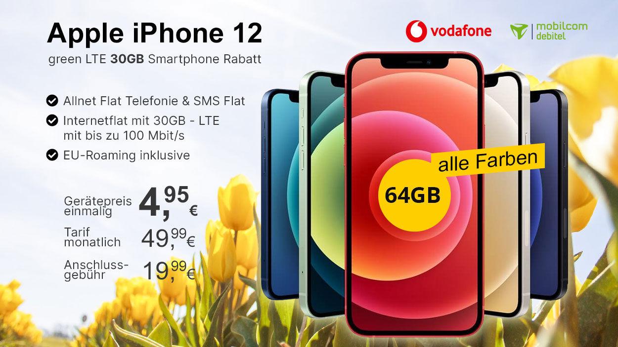 Apple Iphone 12 mit Vertrag