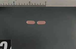 This is a picture of Ambien 5mg pills.