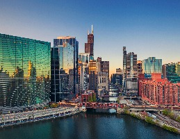 This is a picture of Chicago