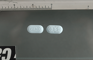This is a picture of Lorcet 10mg pills.