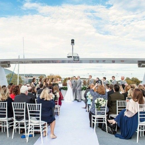 Wedding on the Bay by Watermark - Catherine Marie