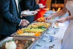Are You Supposed to Feed Your Wedding Vendors?