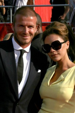 Victoria Adams and David Beckham Wedding