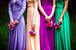 How Do You Select Your Bridesmaids Dresses?