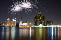 Destination Weddings: Detroit, Michigan