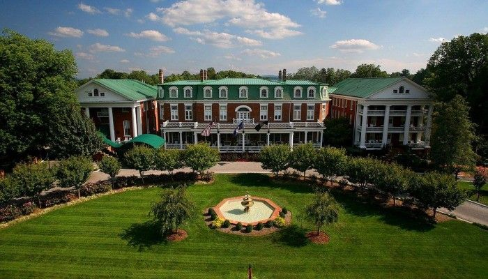 The Martha Washington Inn & Spa