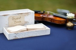 What Are Some of the Unique Guest Book Ideas?
