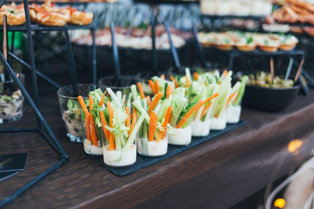 How to Find the Perfect Wedding Caterer
