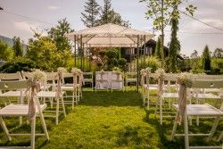 How to Plan a Backyard Wedding