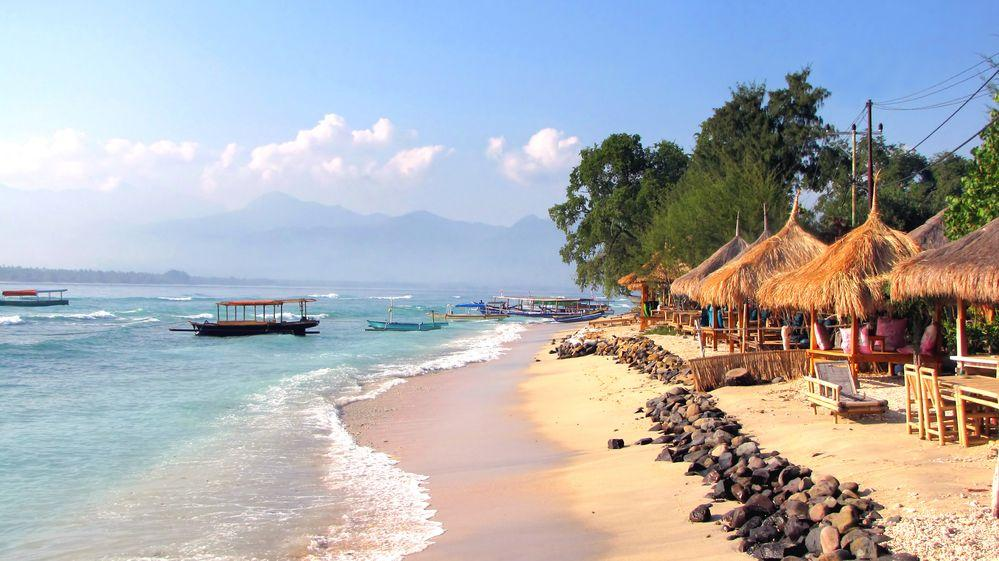 Honeymoon Destinations for Outdoor Enthusiasts: Indonesia
