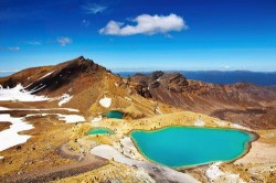 Honeymoon Destinations for Outdoor Enthusiasts:  New Zealand