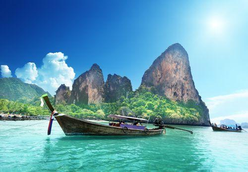 Honeymoon Destinations for Outdoor Enthusiasts: Thailand