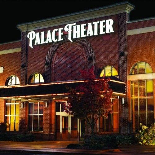 The Palace Theater in the Dells