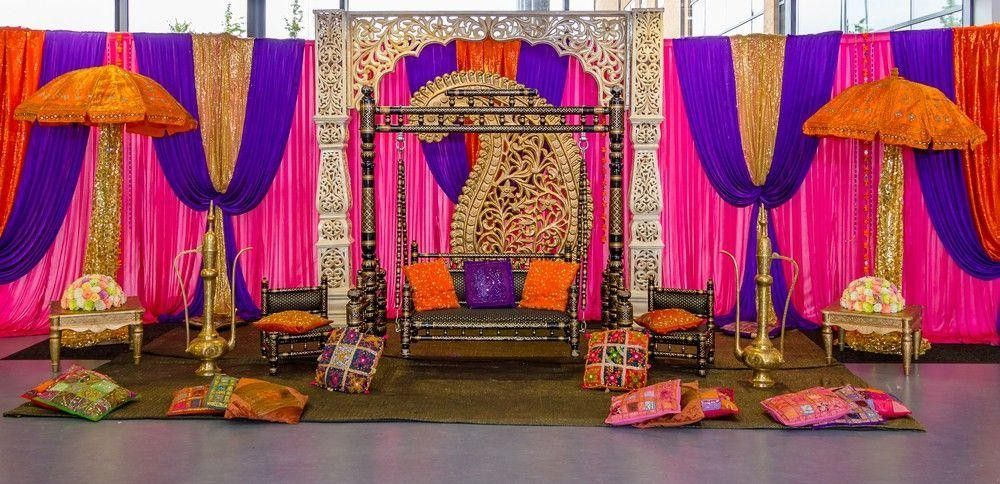 Indian style decor