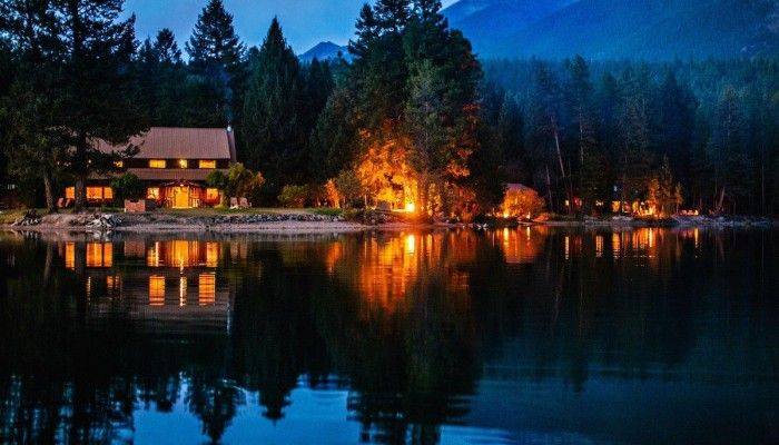Holland Lake Lodge