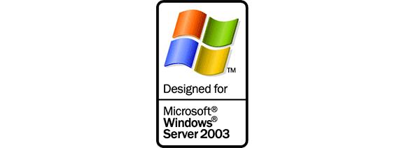 Windows 2003 Certification Logo