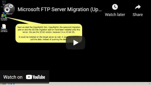 FTP Server Migration Video-Miniaturansicht