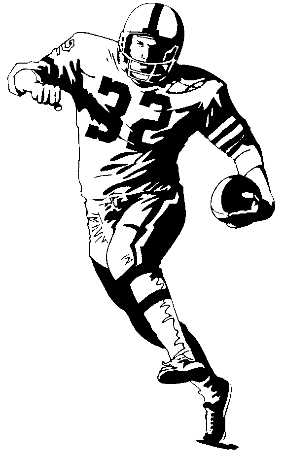 NFL Past Players Icon