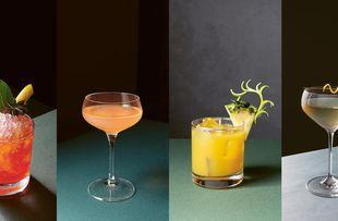 Cocktails Around The World
