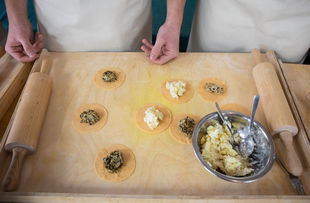 Polish Dumplings Cooking Class