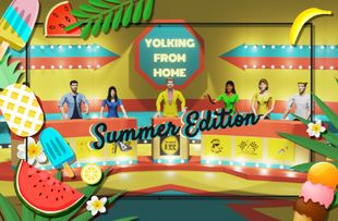 Yolking from Home