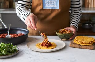 Mexican Street Food - cooking class