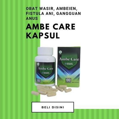 Ambe Care Kapsul Wasir