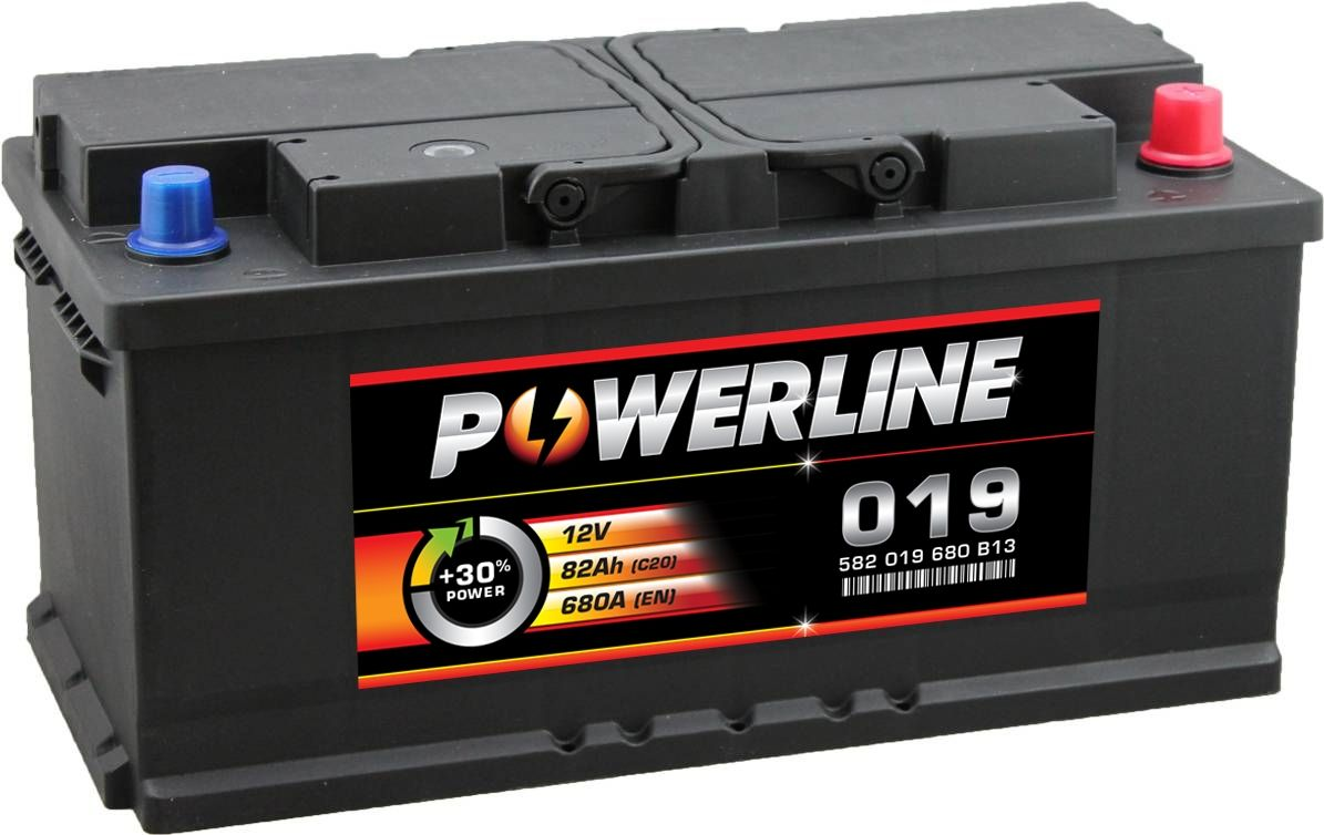 reviews 019 powerline car battery 12v page 1. Black Bedroom Furniture Sets. Home Design Ideas