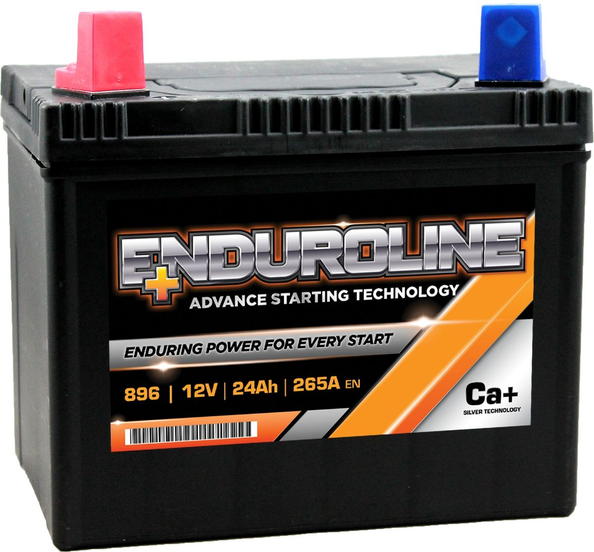 896 Enduroline Lawnmower Battery 12V