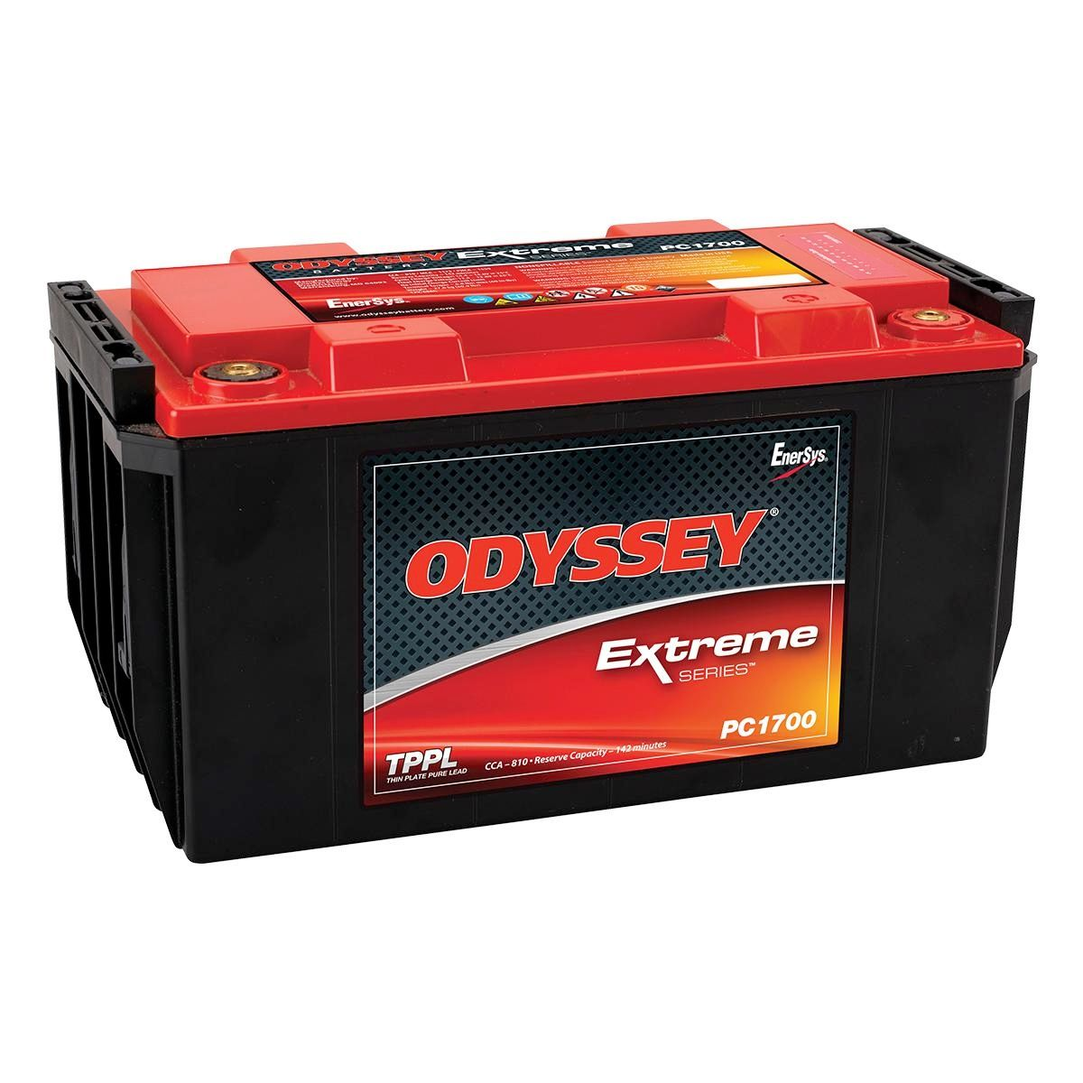 Reviews Of Odyssey Pc1700t Battery 12v 1550 Cranking Amps