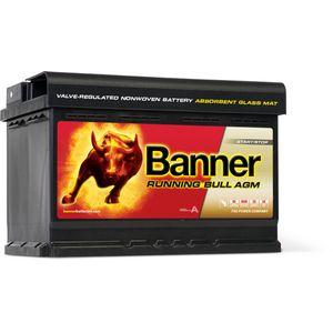 57001 Banner Running Bull 70Ah AGM Leisure Battery