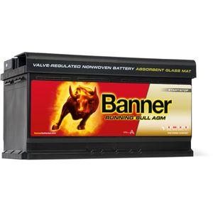 59201 Banner Running Bull 92Ah AGM Leisure Battery