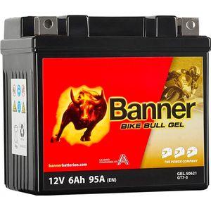 GT7-3 Banner Bike Bull GEL Battery (50621)