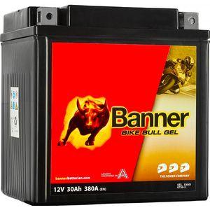GT30-3 Banner Bike Bull GEL Battery (53001)