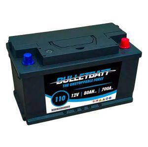 110 BulletBatt Car Battery 12V 80Ah