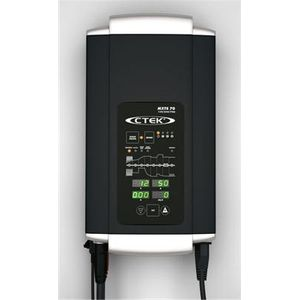 CTEK MXTS70 12V (70A) / 24V (35A) 8 Stage Workshop Charger