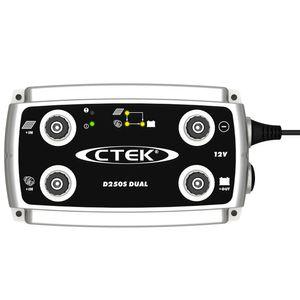 CTEK D250S DUAL 12V 20A DC/DC Smart Charger