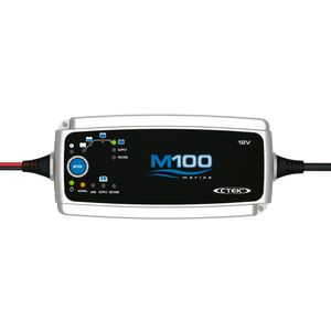 CTEK M100 12V 7A 8 Stage Marine Battery Charger