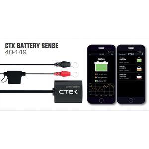 CTEK CTX Battery Sense Smartphone Charge Meter - 40-149