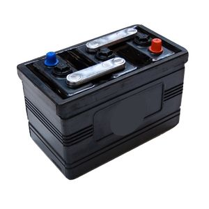 Type 541 Classic Car Hard Rubber Battery 6V 154Ah
