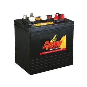 6CEG225 Crown Gel Battery 6V 225Ah